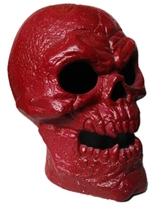 Скелеты и мертвецы - Красный череп
