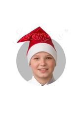 Дед Мороз - Красный детский колпак