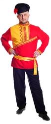 Русские народные - Красный костюм барина