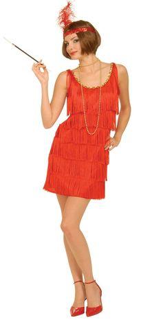 Красный костюм Леди 20-хх