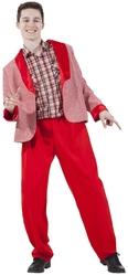 Ретро и Гангстеры - Красный костюм стиляги