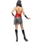 Пиратки - Кричащий костюм пиратки