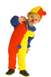 Костюмы для малышей - Костюм Кроха клоун