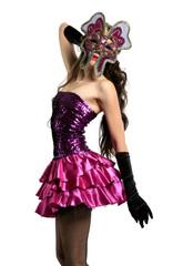 Венецианский карнавал - Костюм Крошка кабаре Лайза