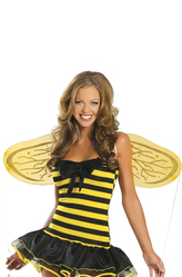 Животные и зверушки - Крылья большой пчелы