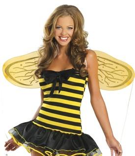 Крылья пчелки