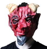 Демоны - Латексная маска Дьявола