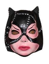 Бэтмен - Латексная маска Женщины кошки