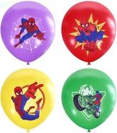 Человек-паук - Латексные шары Человек Паук 25 шт