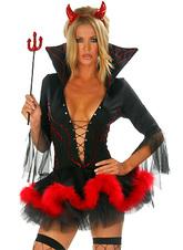 VIP костюмы - Леди Дьявол