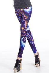 Чулки и колготки - Леггинсы галактика