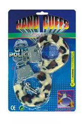 Женские костюмы - Леопардовые наручники