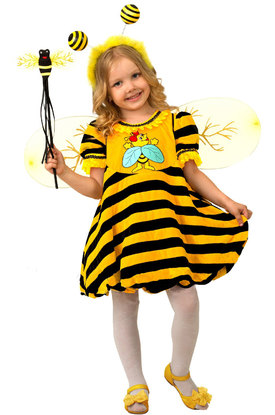Летняя пчелка