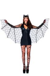 Новогодние костюмы - Костюм Летучая мышь с крыльями