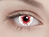 Скелеты и Зомби - Линзы Кровавый глаз