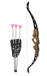 Рыцари - Лук и стрелы-присоски