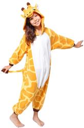 Кигуруми - Костюм Любознательный жирафик