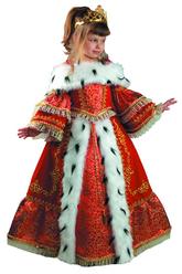 Костюмы для девочек - Костюм Маленькая королева