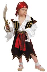 Пиратки - Костюм Маленькая Корсарка