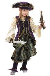 Пиратки - Костюм Маленькая пиратка