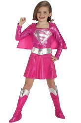 Супермен - Костюм Маленькая супергероиня