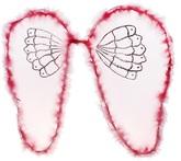 Крылья для костюма - Маленькие крылья ангела розовые