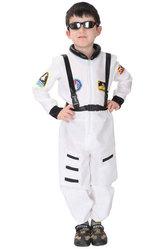 Профессии - Костюм Маленький астронавт белый