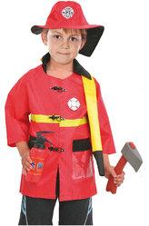 Пожарные - Маленький пожарник