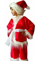 Дед Мороз - Костюм Маленький Санта Клаус