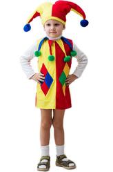 Клоуны и клоунессы - Костюм Маленький шут