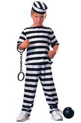 Страшные костюмы - Костюм Маленький узник