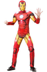 Праздники - Маленький Железный Человек