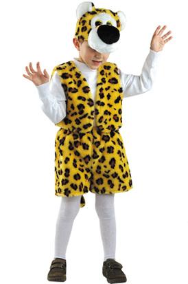 Малыш Леопард