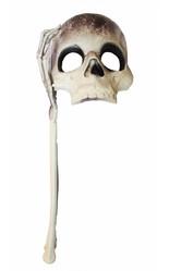 Скелеты - Маска Череп с рукой