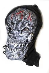 Скелеты и мертвецы - Маска черепа с рожками