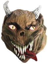 Демоны - Маска Демона с высунутым языком