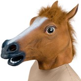 Лошади и кони - Маска Голова Коня