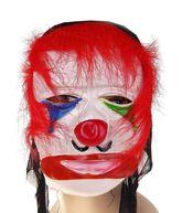 Клоуны - Маска грустного клоуна