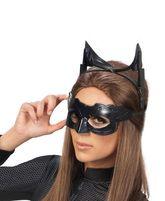 Кошки - Маска и ушки женщины-кошки