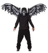 Темные силы - Маска крылья ангела зла