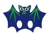 Летучие мыши - Маска Летучей мыши синяя