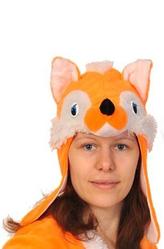 Парики и шляпы - Маска Хитрая лисица