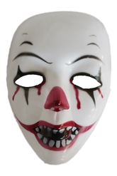 День смеха - Маска плачущего клоуна