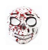 Скелеты и мертвецы - Маска с пятнами крови