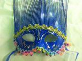 Карнавальные маски - Маска Сказочной нимфы, карнавальная