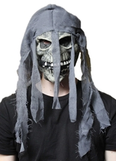 Скелеты и мертвецы - Маска скелета с банданой