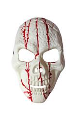 Мужские костюмы - Маска скелета с кровью