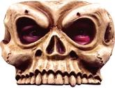 Скелеты и мертвецы - Маска Старый череп