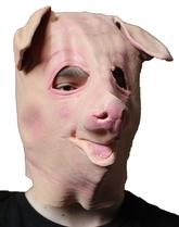 Хрюшки и свинки - Маска Свиньи