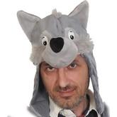 Волки и Собаки - Маска волка для взрослых